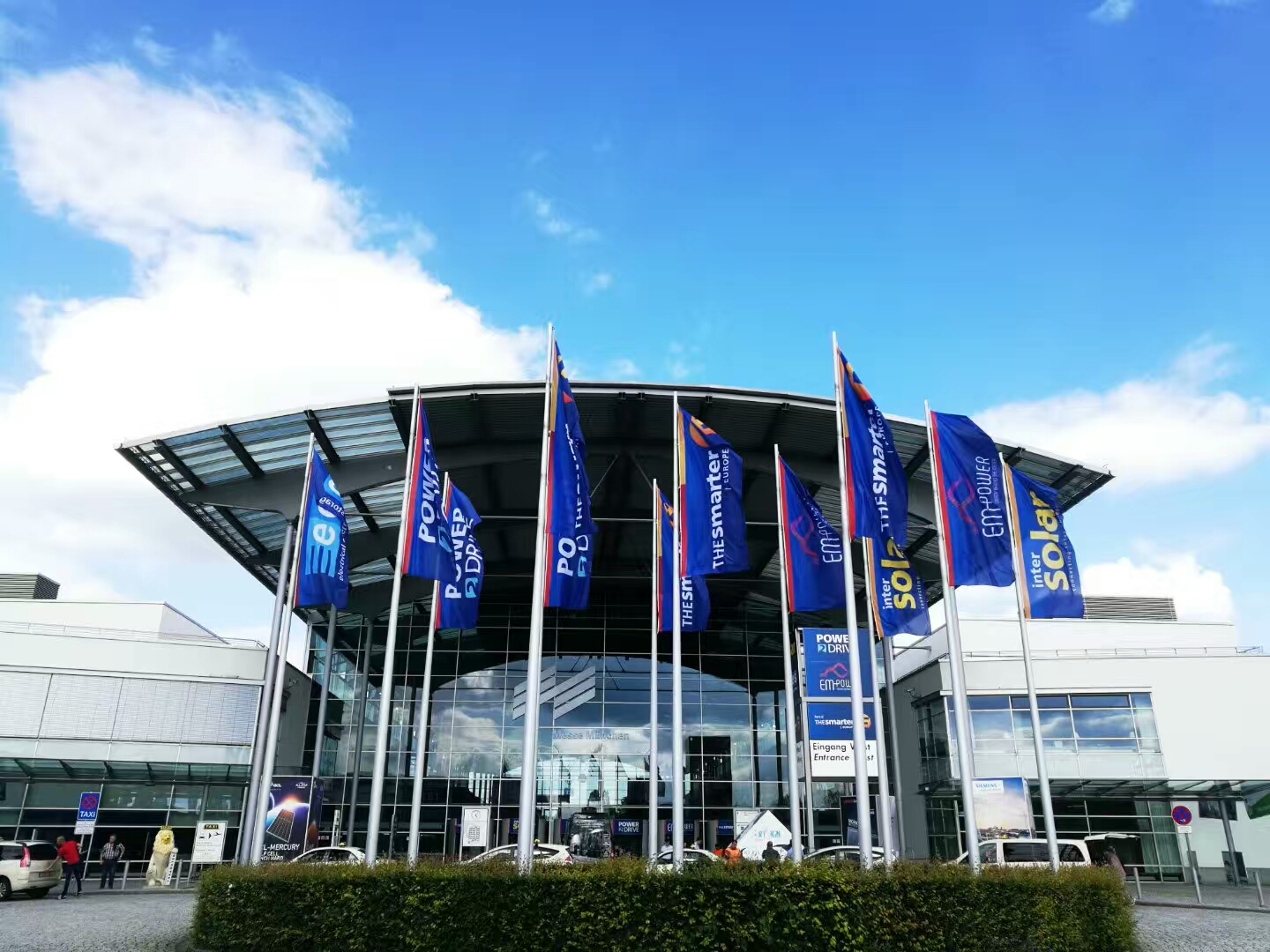 Welcome to meet SAKO at Intersolar Europe 2019 in Munich Germany