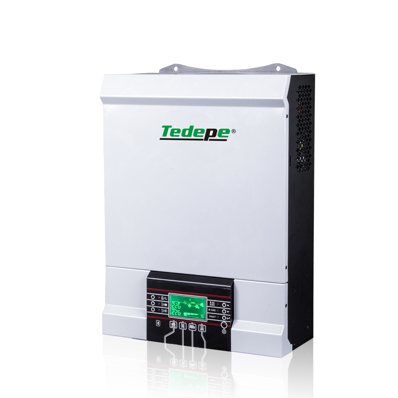 3KW High Frequency Pure Sine Wave MPPT solar inverter with wifi